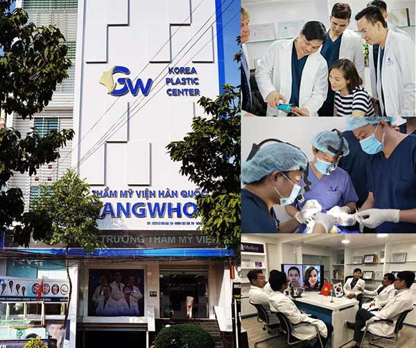 Thẩm mỹ viện Gangwoo